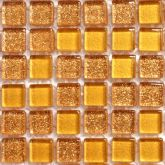 10mm Copper Gold- 81 Tiles
