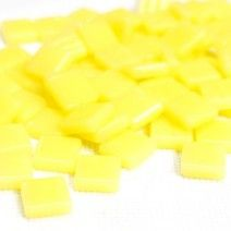 12mm Square Tiles - Citron Gloss - 50g