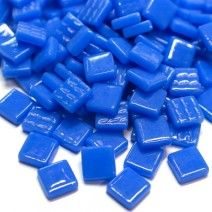 12mm Square Tiles - Cornflower Blue Gloss - 50g