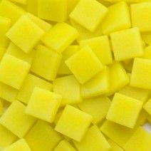 12mm Square Tiles - Lemon Tart Matte - 50g