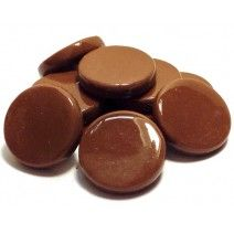 18mm Round - Chocolate Gloss - 50g