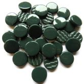 18mm Round - Forest Green Gloss - 50g