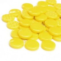 18mm Round - Lemon Gloss - 50g