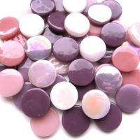 18mm Round - Purple Rain - 50g