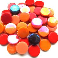 18mm Round - Tequila Sunrise - 50g