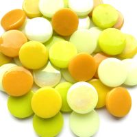 18mm Round - Yellow Bird - 50g