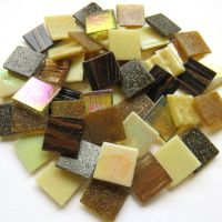 20mm Square Mix - All Spice - 100g
