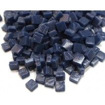 8mm Square Tiles - Indigo Matte - 50g