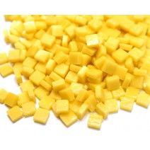 8mm Square Tiles - Lemon Sherbet Matte - 50g