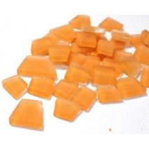 Beach Glass - Frosted Coral - 100g