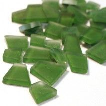 Beach Glass - Frosted Green - 100g