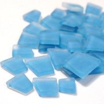 Beach Glass - Frosted Turquoise - 100g
