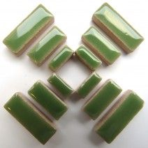 Ceramic Rectangle - Jade - 50g