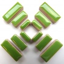 Ceramic Rectangle - Kiwi - 50g