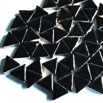 Ceramic Triangle - Black - 50g