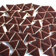 Ceramic Triangle - Burnt Umber - 50g