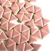 Ceramic Triangle - Dusty Pink - 50g
