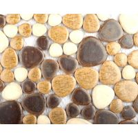 Free Form Pebble Tiles - Rock Garden