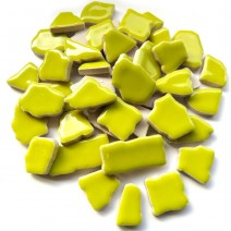 Jigsaw Ceramic - Acid Yellow - 100g
