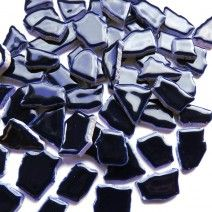 Jigsaw Ceramic - Blue Black - 100g