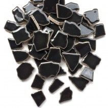 Jigsaw Ceramic - Charcoal - 100g