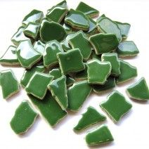 Jigsaw Ceramic - Eucalyptus Green - 100g