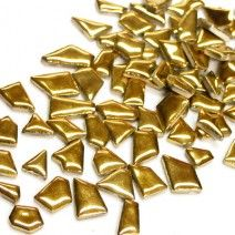 Jigsaw Ceramic - Gold - 500g