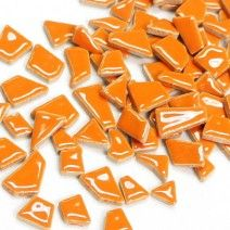 Jigsaw Ceramic - Orange - 100g