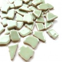 Jigsaw Ceramic - Pastel Green - 100g