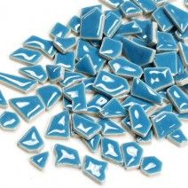 Jigsaw Ceramic - Thalo Blue - 500g