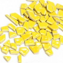 Jigsaw Ceramic - Yellow - 500g