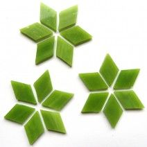 Large Diamond - Green Tea - 20pcs (approx. 25g)