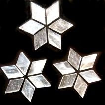 Large Diamond - Ice - 20pcs (approx. 25g)