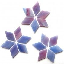 Large Diamond - Very Berry - 20pcs (approx. 25g)