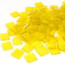 Mini Stained Glass - Clear Yellow - 50g
