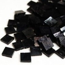 Mini Stained Glass - Pure Black - 50g