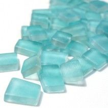 Sea Glass - Turquoise Frost - 100g