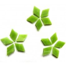 Small Diamond - Green Tea - 18pcs (approx. 10g)