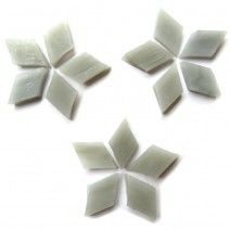 Small Diamond - Grey Smoke - 18pcs (approx. 10g)