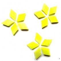 Small Diamond - Lemongrass - 18pcs (approx. 10g)