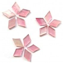 Small Diamond - Rosebud- 18pcs (approx. 10g)