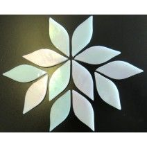 Small Petal - Shining White - 12 pieces (25g)