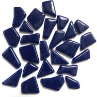 Snippets Glass Shapes - Indigo - 100g