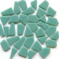 Snippets Glass Shapes - Jade Green - 100g