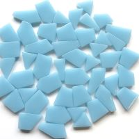 Snippets Glass Shapes - Light Blue - 100g
