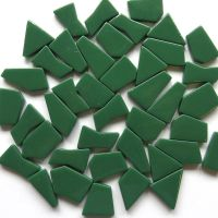 Snippets Glass Shapes - Spruce Green - 100g