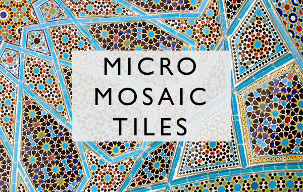 click here to see our micro mosaic tiles range